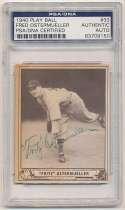 1940 Play Ball 33 Fritz Ostermueller 9 JSA LOA