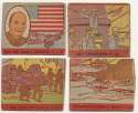1942 R168 War Scenes  Collection of 143 assorted Good