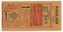 1944 Ticket  World Series Game 1 NM