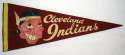 1945 Pennant  Cleveland Indians Ex