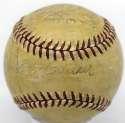 1946 Cardinals  Team Ball 5