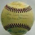 1946 Red Sox  Team Ball (reunion) 7 JSA LOA