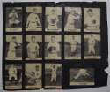 1946 Remar Bread  Complete Set (mounted) VG*