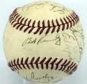 1946 White Sox  Team Ball 8.5 (OAL Harridge)
