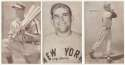 1947 Exhibit  102 different w/Aaron & Musial Ex but varies