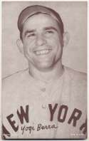 1947 Exhibit 26.1 Yogi Berra (MADE) NM