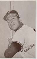 1947 Exhibit 48 Cepeda Batting Ex-Mt+