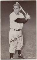 1947 Exhibit 25 Larry Yogi Berra Ex-Mt
