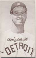 1947 Exhibit 55 Colavito Portrait Ex++