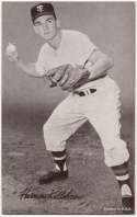 1947 Exhibit 138 Killebrew Throwing Ex-Mt+