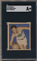 1948 Bowman 69 George Mikan RC SGC Authentic