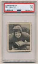1948 Bowman 73 Coulter PSA 7