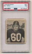 1948 Bowman 85  PSA 7