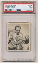 1948 Bowman 106  PSA 7