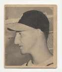 1948 Bowman 18 Spahn RC GVG