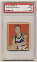 1948 Bowman 32 Holzman PSA 2