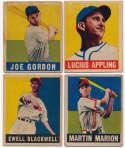 1948 Leaf  30 different w/Appling & Gordon VG+