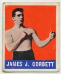 1948 Leaf 55 James J. Corbett VG