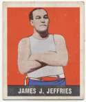 1948 Leaf 9 James J. Jeffries VG+