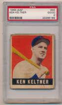 1948 Leaf 45 Keltner SP PSA 2