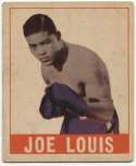 1948 Leaf 48 Joe Louis VG+