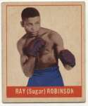 1948 Leaf 64 Sugar Ray Robinson VG+