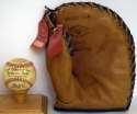 1940   Original Glove in Box w/Ball Ex+
