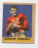 1949 Leaf 49 Conerly VG