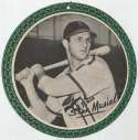1950 All Star Pinups 6 Musial Ex+