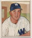 1950 Bowman 52 Sam Mele Ex