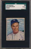 1950 Bowman 219 Bauer RC SGC 4.5