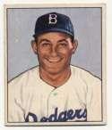 1950 Bowman 58 Carl Furillo VG-Ex/Ex