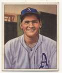 1950 Bowman 14 Alex Kellner Ex-Mt+