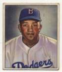 1950 Bowman 23 Newcombe RC GVG/VG