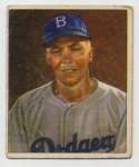 1950 Bowman 21 Pee Wee Reese Good