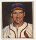 1950 Bowman 35 Enos Slaughter Ex