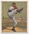 1950 Bowman 19 Warren Spahn GVG