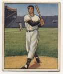 1950 Bowman 28 Bobby Thomson VG+
