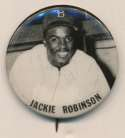 1950 PM10  Jackie Robinson (name bottom) Nm-Mt