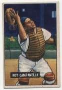 1951 Bowman 31 Campanella Ex