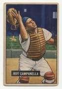 1951 Bowman 31 Campanella Good