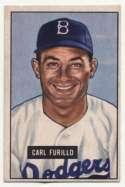 1951 Bowman 81 Furillo Ex