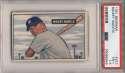 1951 Bowman 253 Mickey Mantle RC PSA 3.5
