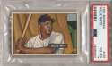 1951 Bowman 305 Willie Mays RC PSA 4