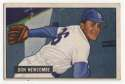 1951 Bowman 6 Newcombe VG-Ex/Ex