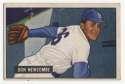 1951 Bowman 6 Newcombe VG-Ex/Ex