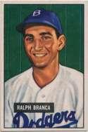 1951 Bowman 56 Branca NM