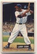 1951 Bowman 151 Doby Ex-Mt+