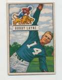 1951 Bowman 102 Layne Ex