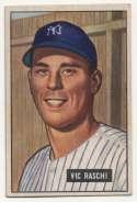 1951 Bowman 25 Raschi Ex++